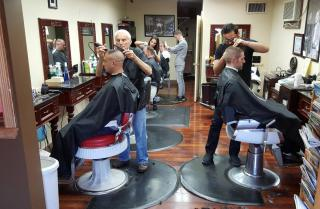 Barbershops and Salons
